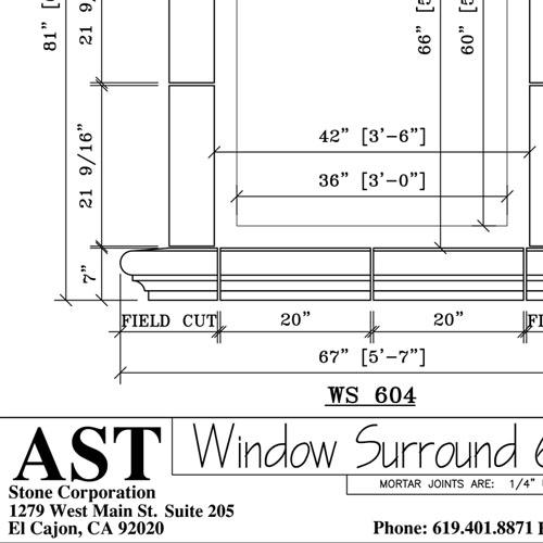 8-AST Window Surround Catalog-featured